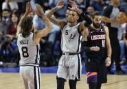 San Antonio Spurs Kalahkan Phoenix Suns Dalam Drama Overtime