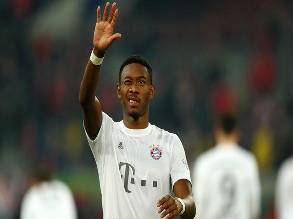 David Alaba Terbuka Untuk Hijrah dari Bayern Muenchen