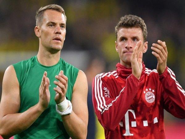 Neuer dan Muller Pede Bayern Bisa Jungkalkan Chelsea