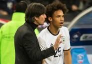 Joachim Low Dukung Kepindahan Leroy Sane ke Bayern Munich