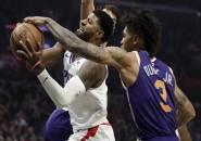 Tak Terbendung, Clippers Menang Telak Atas Suns