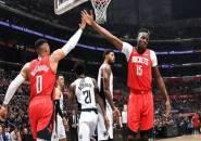 Tancap Gas di Paruh Kedua, Rockets Permalukan Clippers di Kandang Sendiri