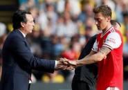 Emery Akui Singkirkan Mesut Ozil karena Bermain Lambat