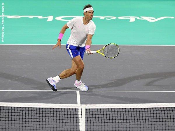 Rafael Nadal Kandaskan Mimpi Karen Khachanov Di Abu Dhabi