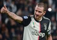 Leonardo Bonucci Akui Lazio Lebih Baik dari Juventus