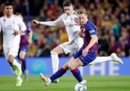 De Jong Selalu Yakin untuk Bisa Main Bareng Messi dan Suarez