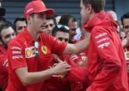 Bos Ferrari Kesulitan Jaga Relasi Baik Leclerc dan Vettel