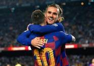 Griezmann Nikmati Kualitas Messi Selagi Bisa