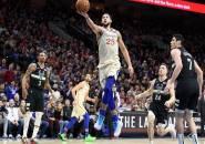 Philadelphia 76ers Pulangkan Milwaukee Bucks Dengan Tangan Hampa