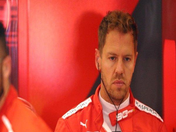 Pilih Realistis, Vettel Sadar Tidak Akan Mampu Samai Level Schumacher