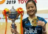 Kaleidoskop 2019: Perjalanan Fitriani Rengkuh Gelar Juara Thailand Masters 2019