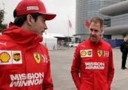 Binotto Senang Performa Apik Leclerc Bisa Pacu Motivasi Vettel