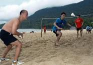 Lee Chong Wei Beri Penghormatan Kepada Semua Pelatih