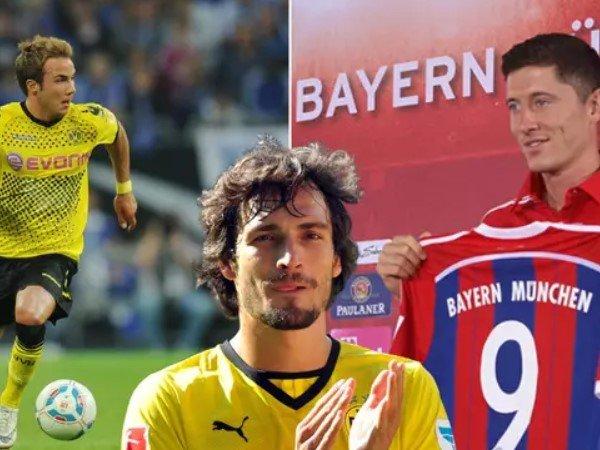 Dortmund Pastikan Tak Lagi Jual Pemain ke Bayern Munich