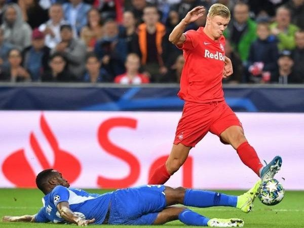 Borussia Dortmund Resmi Datangkan Erling Braut Haaland
