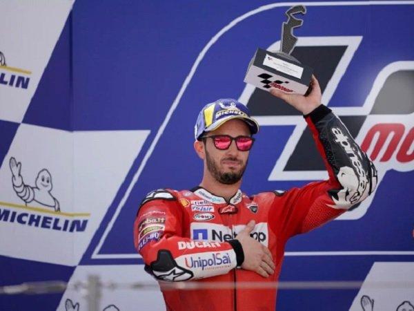 Sempat Ragu Bisa Tembus MotoGP, Dovizioso Sudah Puas dengan Semua Pencapaiannya