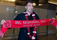 Al-Duhail Sambut Kedatangan Mario Mandzukic dari Juventus