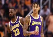 Los Angeles Lakers Putus Rentetan Kekalahan di Markas Portland Trail Blazers