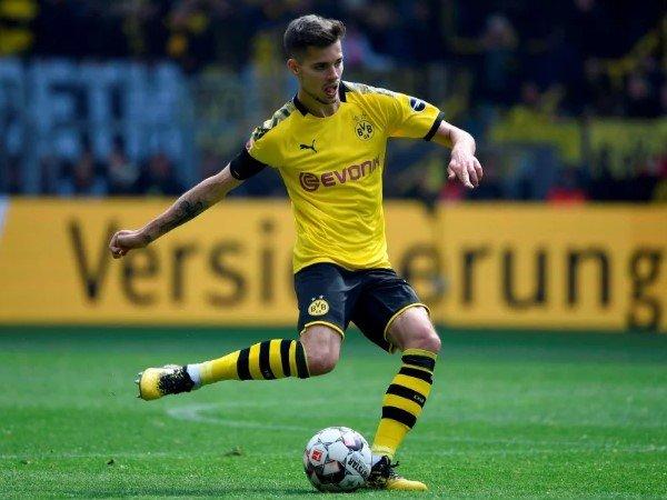 Resmi Gabung Benfica, Julian Weigl Ucapkan Salam Perpisahan pada Dortmund