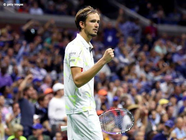 Jelang ATP Cup, Daniil Medvedev Beberkan Target Selanjutnya