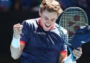 Casper Ruud Selamatkan Norwegia Dari Kekalahan Di ATP Cup