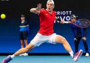 Gilas Yunani, Denis Shapovalov Dan Felix Auger Aliassime Persembahkan Kemenangan Bagi Kanada Di ATP Cup