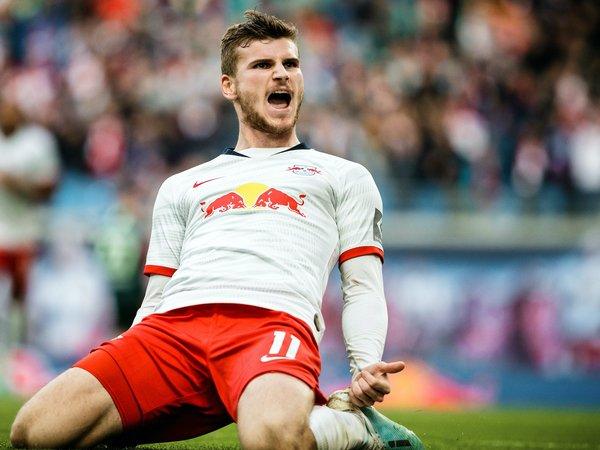 Leipzig Dikabarkan Siap Merelakan Werner Pergi ke Man Utd