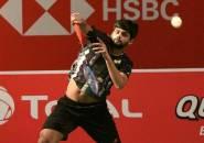 Tunggal Putra India, Sai Praneeth Optimis Segel Satu Tempat di Olimpiade Tokyo