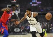Clippers Pulangkan Pistons Dengan Tangan Hampa