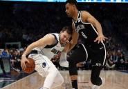 Luka Doncic Bawa Dallas Mavericks Menang Atas Brooklyn Nets