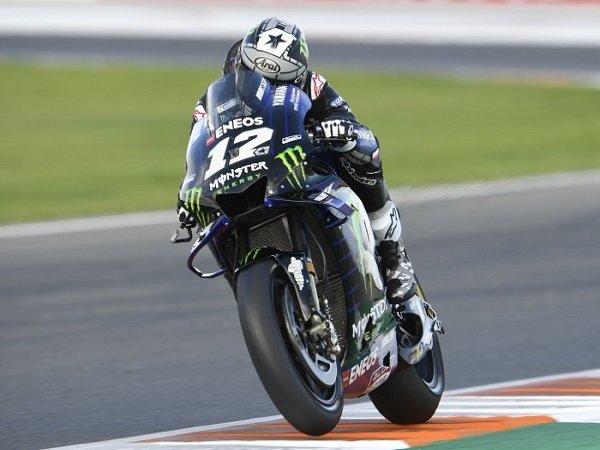 Vinales Benar-Benar Berharap Dengan Kecepatan Motor Baru Yamaha