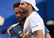 Kandaskan Norwegia, Italia Klaim Kemenangan Pertama Di ATP Cup