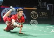 Lee Zii Jia Mengaku Terinspirasi Oleh Anders Antonsen