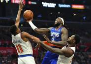 Los Angeles Clippers Selamat Dari Terkaman New York Knicks