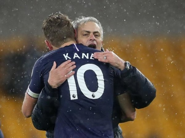 Mourinho: Tak Ada yang Bisa Gantikan Harry Kane