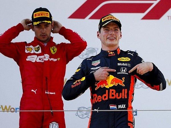 Formula 1 Masa Depan Bukan Hanya Max Verstappen dan Charles Leclerc