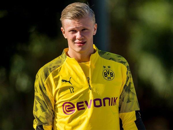 Haaland Ungkap Alasan Utama Lebih Pilih Dortmund Ketimbang MU