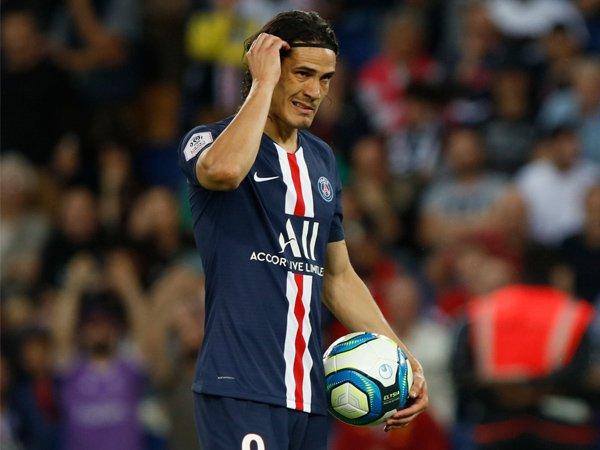 MU dan Chelsea Coba Gagalkan Transfer Cavani ke Atletico Madrid