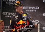 Bahagianya Verstappen Perpanjang Kontrak Dengan Red Bull