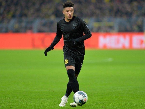 Dortmund Pastikan Tak Lepas Jadon Sancho di Januari Ini