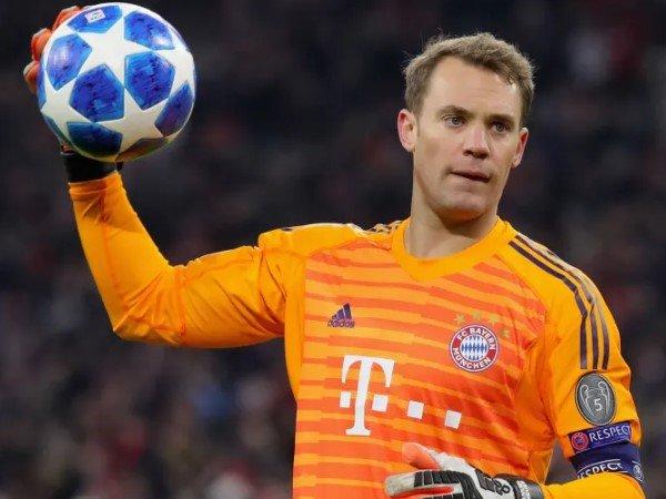 Keputusan Bayern Untuk Datangkan Pewaris Manuel Neuer Dinilai Bagus