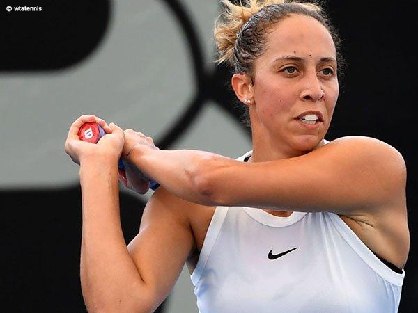 Madison Keys Hentikan Langkah Sam Stosur Di Brisbane