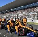 Bakal Pakai Mesin Mercedes, McLaren Targetkan Tiga Besar di F1 2021