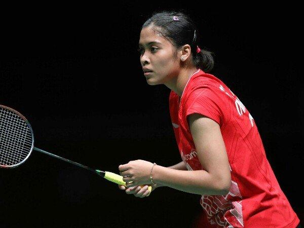 Malaysia Masters 2020: Kurang Stabil, Gregoria Gagal Atasi Intanon