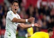 Naksir Chicharito, LA Galaxy Buka Negosiasi dengan Sevilla