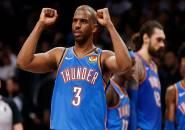 OKC Thunder Kalahkan Brooklyn Nets Dalam Drama Overtime