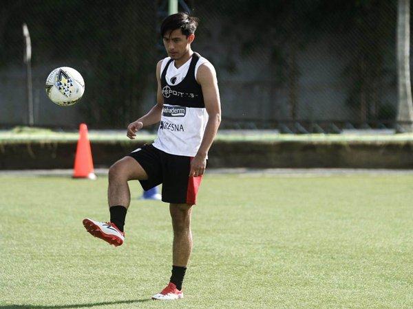 Bintang Bali United, Hanis Sagara Dipastikan Sudah Fit