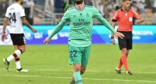 Real Madrid Sukses Kalahkan Valencia, Zidane Puji Peran Isco