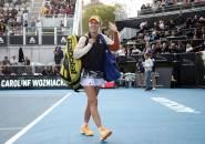 Caroline Wozniacki Pulangkan Juara Bertahan Di Auckland Dengan Tangan Hampa