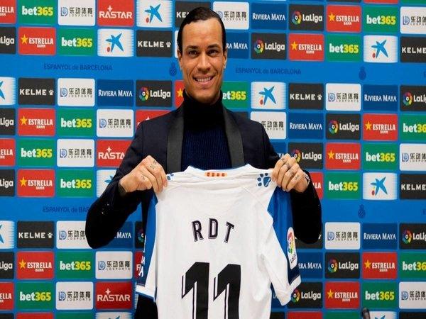 Espanyol Resmikan Transfer Eks Striker Real Madrid